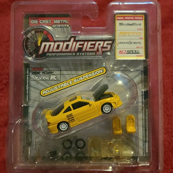 Other - 2000 Acura Integra Type R Die Cast Metal Car